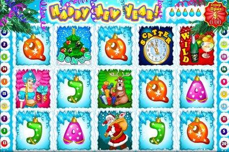 Игровой автомат slot happy new year играть онлайн бесплатно Новомосковск